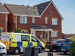 Baby girl is left 'seriously injured' and woman is fighting for her life in hospital