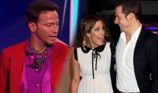 Dancing On Ice's Joe Swash breaks down as he sends message to Caroline Flack's family