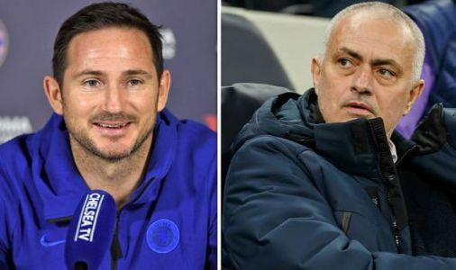 Chelsea boss Frank Lampard explains change in Jose Mourinho relationship