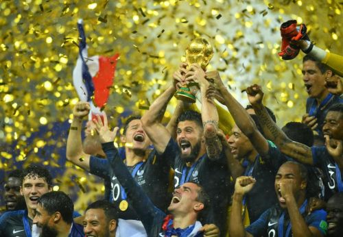 World Cup 2018: France star Olivier Giroud went the entire tournament without registering a single shot on target