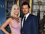 Orlando Bloom says he's in awe of his pregnant fiancée Katy Perry