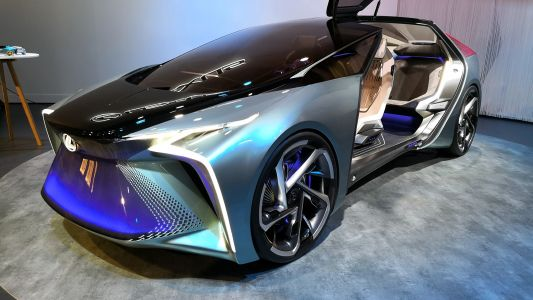 Toyota and Lexus share their visions of the future at Kenshiki Forum 2020