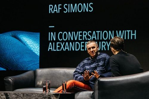 The future of fashion | antwerp's fashion talks
