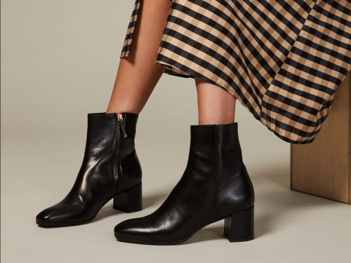 M.Gemi's popular Corsa ankle boots are the perfect pair for any season - I've been wearing my pair for 2 years and I still recommend them to anyone who can justify the cost