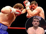 John McDermott says Tyson Fury never deserved to beat him during controversial bout 11 years ago