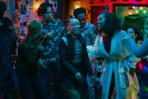 Is the cast really singing in Dear White People?