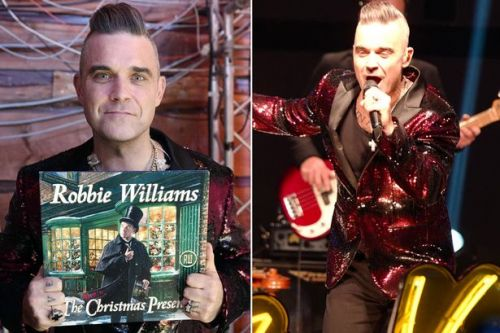 Robbie Williams hints he's too 'expensive' to make a return to The X Factor