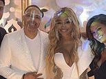 RHOA's Cynthia Bailey hired her OWN camera crew to document her wedding