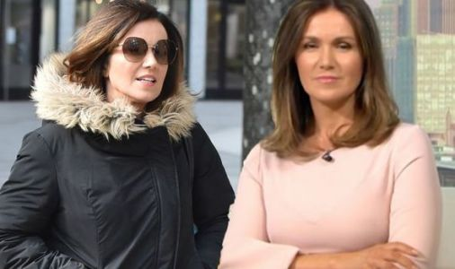 Susanna Reid shuts down Good Morning Britain co-star as she's teased over 'night terrors'