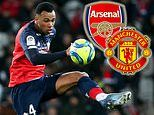Arsenal 'enter race with Manchester United to sign £25m-rated Lille centre back Gabriel Magalhaes'