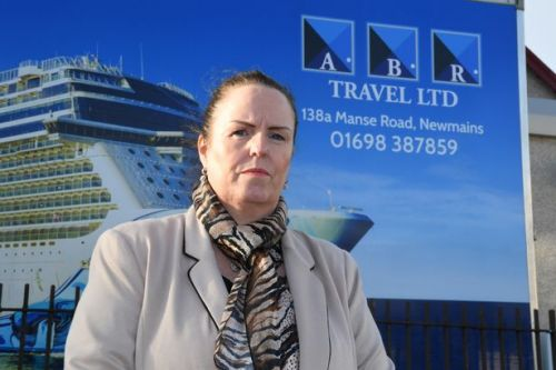 Director of travel agency stole customers' money