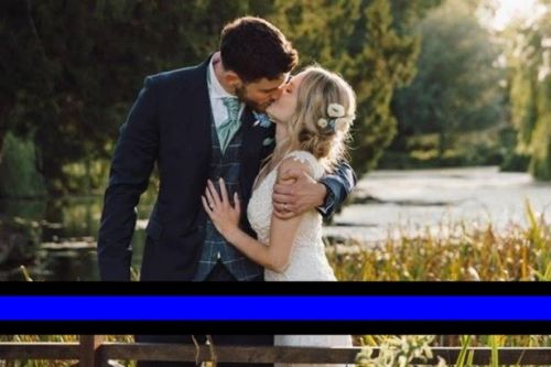 Andrew Harper's widow's poignant 'Thin Blue Line' tribute as policeman shot dead