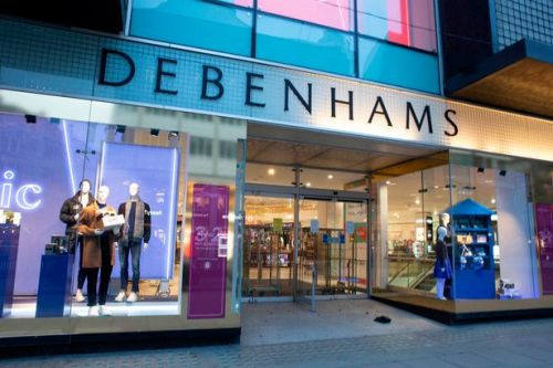 Debenhams to reopen 97 stores for 70% off final sale next week - full list