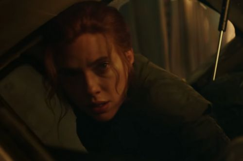 New Black Widow footage shows off the film's villain in action