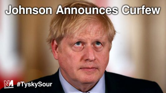 Johnson's Address to the Nation