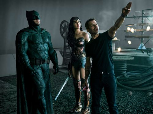 Are they really going to release the Snyder Cut?