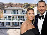Jennifer Lopez and Alex Rodriguez looking to make $1m profit as they list Malibu beach house for $8m