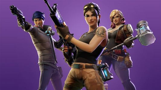 "Fortnite players launch ""save Save the World"" campaign"