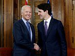Canadian PM Justin Trudeau will be first foreign leader to call Biden
