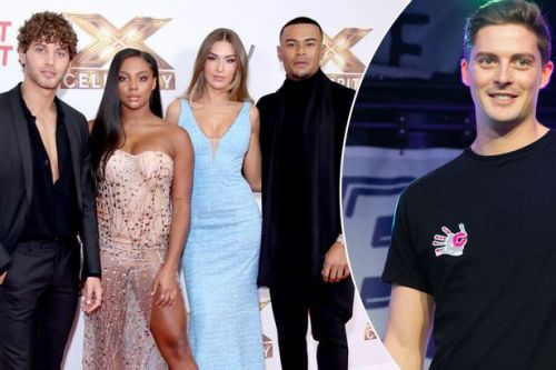 Love Island's Dr Alex George reveals he was the fifth member of Love Island X Factor group