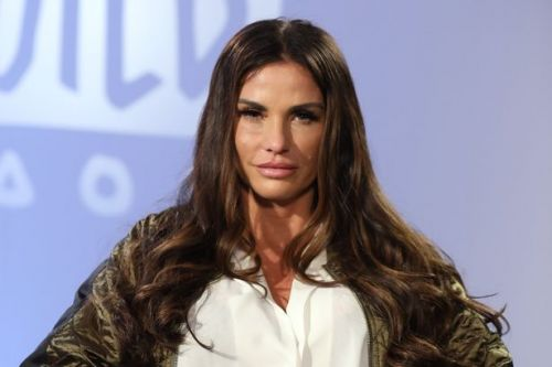 Katie Price shares 'goodbye letter' to cocaine she penned during rehab stint