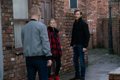 Coronation Street spoilers: Furious Gary Windass lashes out at Daniel Osbourne as he blames him for Maria Connor's miscarriage