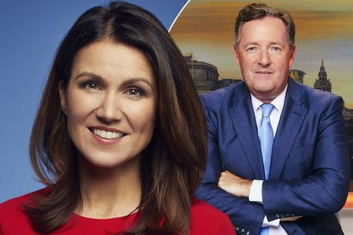 Susanna Reid and Piers Morgan open up on 'irritating' relationship that results in them having rows off air