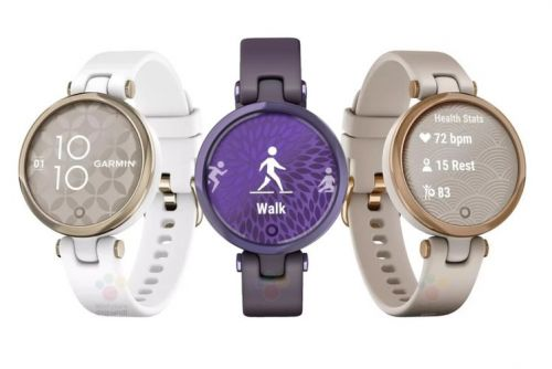 Leaked images may give us our first glimpse of Garmin's Lily smartwatch line for women