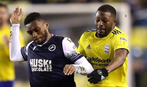 Police investigate alleged racist abuse at Millwall-Birmingham
