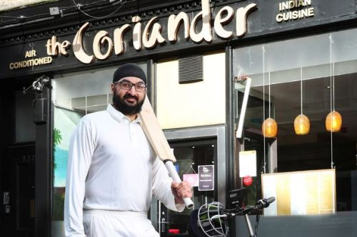 Indian takeaways and JustEat to serve from 4am for England V India cricket fans