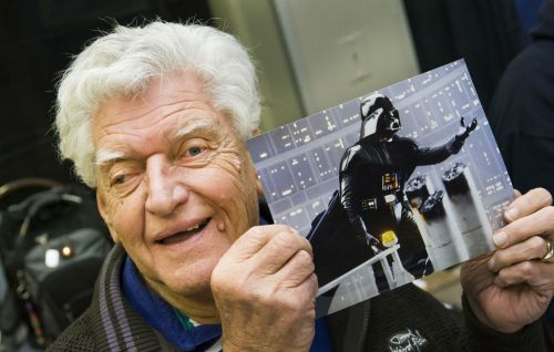Darth Vader actor David Prowse has died aged 85