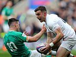 England STILL plan for Six Nations finale in Rome, despite Ireland calling off match with Italy
