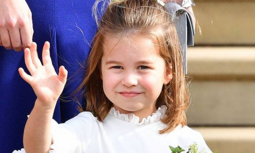 Princess Charlotte's adorable Breton top is a £12 high-street buy - and it's still in stock