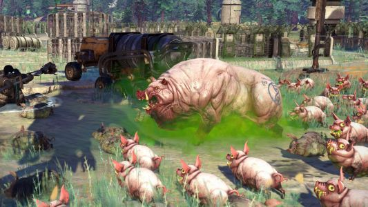 Age of Wonders: Planetfall gets mutant pigs and a race of vengeful mummies