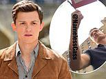 Spider-Man star Tom Holland comes to the rescue of a distressed fan