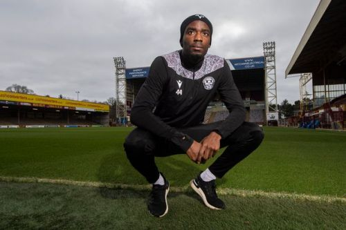 Motherwell striker Devante Cole says form streak is down to his own game