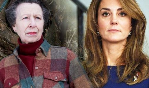 Kate Middleton heartbreak: How Princess Anne admitted Kate struggle - 'Made it difficult'