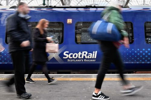 "Train passengers told ""not to travel"" between Ayrshire and Glasgow"