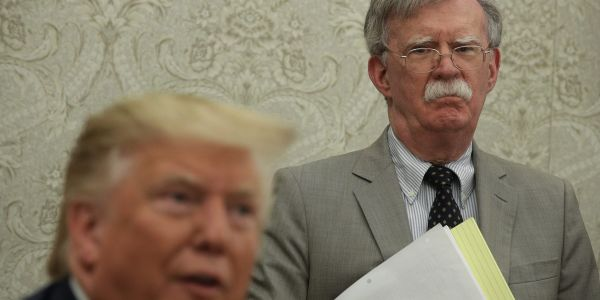 A former NSC official accuses White House aides of hijacking the review process for Bolton's book and making false claims to block its publication