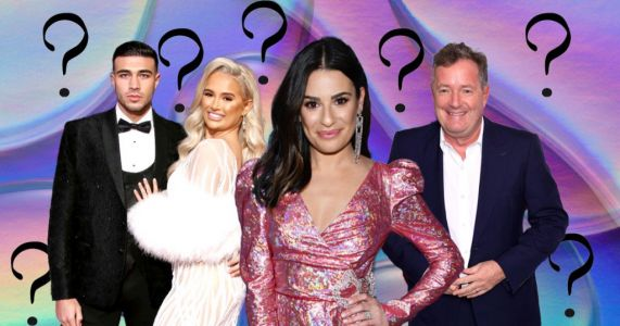 10 entertainment questions for your virtual pub quiz - From Lea Michele to Jedward, how much of this week's showbiz news do you remember?