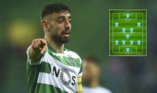 How Man City could line up if Pep Guardiola signs Man Utd transfer target Bruno Fernandes