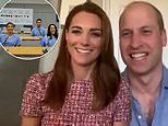 Prince William and Kate Middleton mark Canada Day with video call to hospital workers