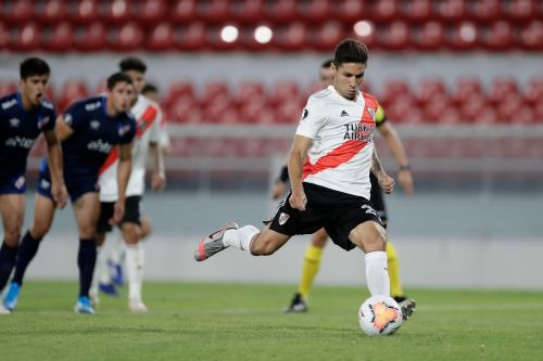 River Plate starlet to miss time due to Mononucleosis; status for Argentina's World Cup qualifying fixtures next month in doubt