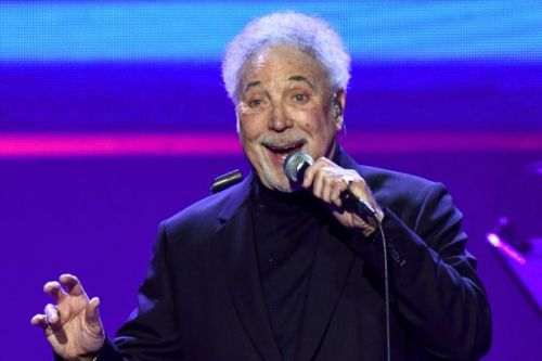Tom Jones recounts being revived by his grandmother when he was born 'stillborn'