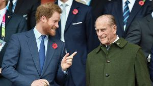 Prince Harry has shared a sweet and touching tribute to Prince Philip