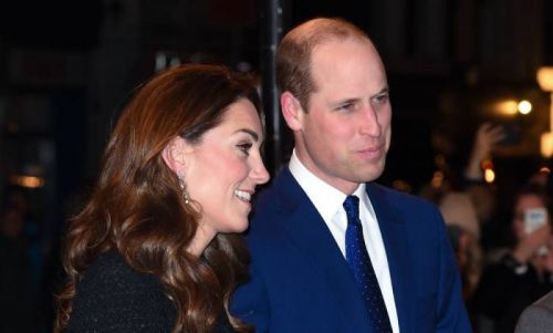 Prince William and Kate Middleton enjoy theatre date night in London's West End - best photos