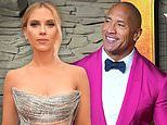 Dwayne 'The Rock' Johnson and Scarlett Johansson top Forbes highest-paid actors and actresses list