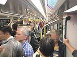 Long-awaited driverless metro train is plagued by issues just hours after opening