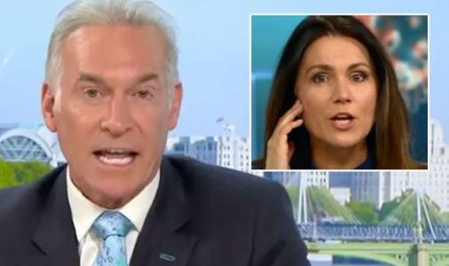 GMB's Dr Hilary Jones issues stark warning over lockdown easing: 'We're in trouble'