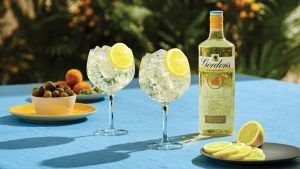 Gordon's Gin launches a Sicilian Lemon flavour and that's your summer tipple sorted